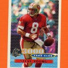 1996 Topps Football #384 Steve Young TYC - San Francisco 49ers