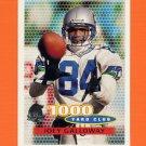 1996 Topps Football #257 Joey Galloway TYC - Seattle Seahawks