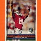 1996 Topps Football #180 Frank Sanders - Arizona Cardinals