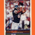 1996 Topps Football #139 Curtis Conway - Chicago Bears