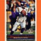 1996 Topps Football #068 Warren Moon - Minnesota Vikings