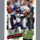 1996 Score Football #249 Michael Irvin SE - Dallas Cowboys
