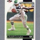 1996 Score Football #052 Randall Cunningham - Philadelphia Eagles