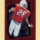 1995 Score Football Red Siege #275 James A. Stewart RC - Minnesota Vikings