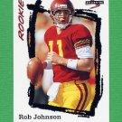 1995 Score Football #245 Rob Johnson RC - Jacksonville Jaguars