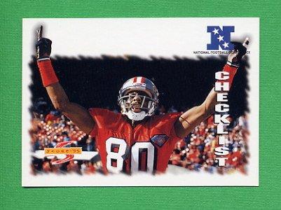 1995 Score Football #237 Jerry Rice CL - San Francisco 49ers