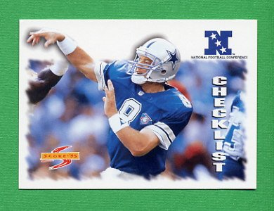 1995 Score Football #236 Troy Aikman CL - Dallas Cowboys