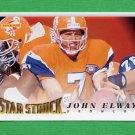 1995 Score Football #219 John Elway SS - Denver Broncos