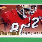 1995 Score Football #211 Jerry Rice SS - San Francisco 49ers