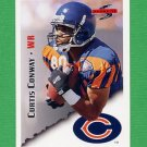 1995 Score Football #041 Curtis Conway - Chicago Bears
