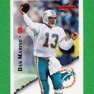1995 Score Football #036 Dan Marino - Miami Dolphins