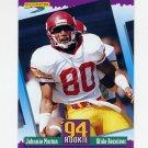 1994 Score Football #290 Johnnie Morton RC - Detroit Lions