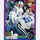 1994 Score Football #075 Jeff George - Atlanta Falcons