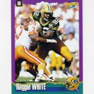 1994 Score Football #051 Reggie White - Green Bay Packers