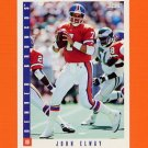 1993 Score Football #040 John Elway - Denver Broncos