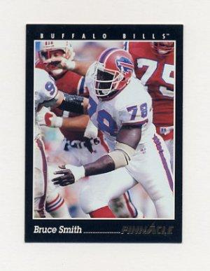 1993 Pinnacle Football #269 Bruce Smith - Buffalo Bills ExMt