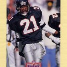 1992 Pro Line Profiles Football #458 Deion Sanders - Atlanta Falcons