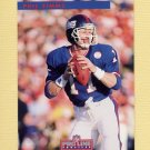1992 Pro Line Profiles Football #343 Phil Simms - New York Giants