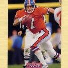 1992 Pro Line Profiles Football #233 John Elway - Denver Broncos Ex