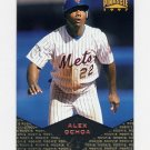 1997 Pinnacle Baseball #184 Alex Ochoa - New York Mets