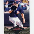 1997 Pinnacle Baseball #180 Jason Thompson - San Diego Padres