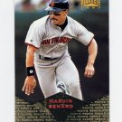 1997 Pinnacle Baseball #174 Marvin Benard - San Francisco Giants
