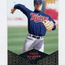 1997 Pinnacle Baseball #171 Todd Walker - Minnesota Twins