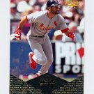 1997 Pinnacle Baseball #122 Ozzie Smith - St. Louis Cardinals