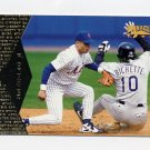 1997 Pinnacle Baseball #105 Rey Ordonez - New York Mets