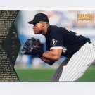 1997 Pinnacle Baseball #102 Frank Thomas - Chicago White Sox