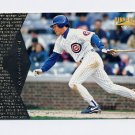 1997 Pinnacle Baseball #099 Ryne Sandberg - Chicago Cubs