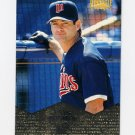 1997 Pinnacle Baseball #078 Paul Molitor - Minnesota Twins