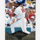 1997 Pinnacle Baseball #072 Reggie Jefferson - Boston Red Sox