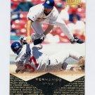 1997 Pinnacle Baseball #064 Fernando Vina - Milwaukee Brewers