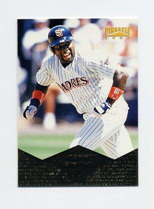 1997 Pinnacle Baseball #042 Tony Gwynn - San Diego Padres