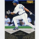 1997 Pinnacle Baseball #037 Jose Offerman - Kansas City Royals