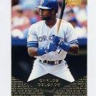 1997 Pinnacle Baseball #032 Carlos Delgado - Toronto Blue Jays