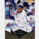 1997 Pinnacle Baseball #019 Mark Whiten - Seattle Mariners ExMt