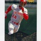 1997 Pinnacle Baseball #006 Eric Davis - Cincinnati Reds