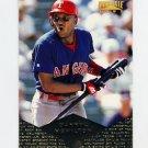 1997 Pinnacle Baseball #004 Darryl Hamilton - Texas Rangers
