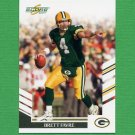 2007 Score Football #053 Brett Favre - Green Bay Packers