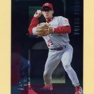1997 Donruss Baseball Silver Press Proofs #195 Bret Boone - Cincinnati Reds