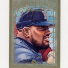 1997 Donruss Baseball Diamond Kings #03 Mo Vaughn - Boston Red Sox /10,000