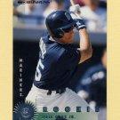 1997 Donruss Baseball #396 Jose Cruz Jr. RC - Seattle Mariners