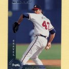 1997 Donruss Baseball #325 Mark Wohlers - Atlanta Braves