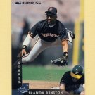 1997 Donruss Baseball #255 Shawon Dunston - San Francisco Giants