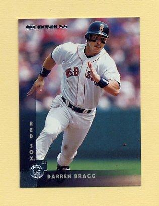 1997 Donruss Baseball #250 Darren Bragg - Boston Red Sox