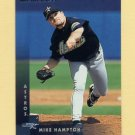 1997 Donruss Baseball #244 Mike Hampton - Houston Astros