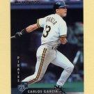 1997 Donruss Baseball #243 Carlos Garcia - Pittsburgh Pirates