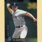 1997 Donruss Baseball #219 Tim Wakefield - Boston Red Sox